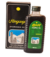 Himgange Ayurvedic Oil 200 ml