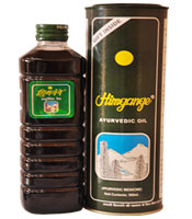 Himgange Ayurvedic Oil 500 ml